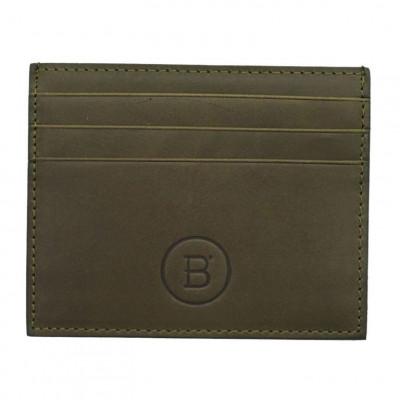B' Card Holder   Khaki
