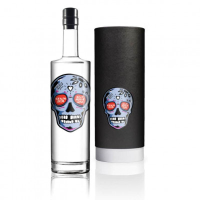 B' Luxury Vodka   Neon