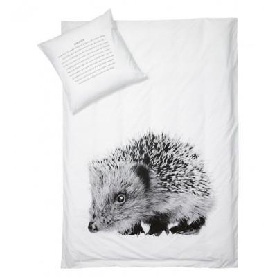 Baby Bedlinen with hedgehog