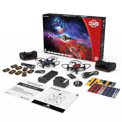 Drone Fighter BX100 Battle Dual Package