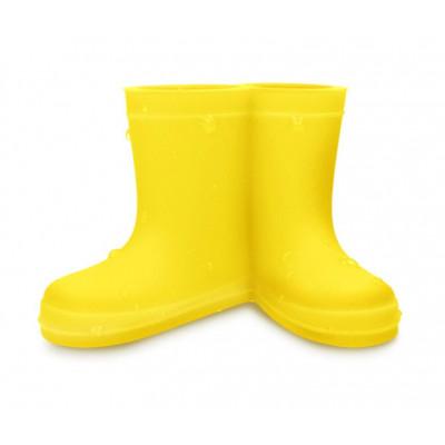 Wet Booties Toothbrush Holder | Yellow