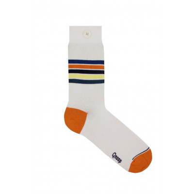 Tropical Socks | Off White
