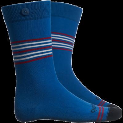 Männer Socken Tubular | Blau