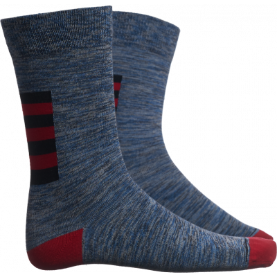 Männer Socken Brevet | Blau