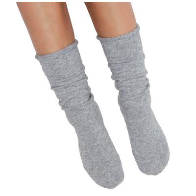 Socken Eine Größe | Grau