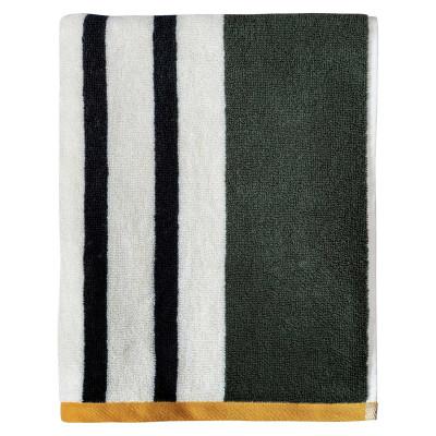 Handtuch BOUDOIR | Dunkle Olive