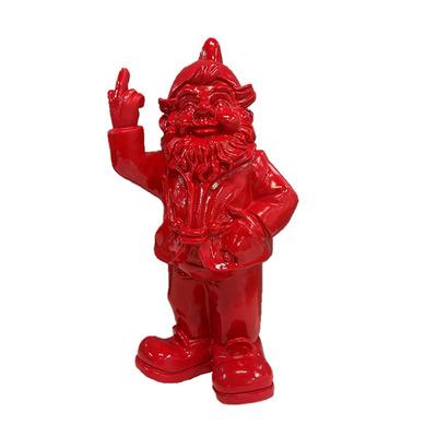 Statue F*ck you Zwerg I Rot