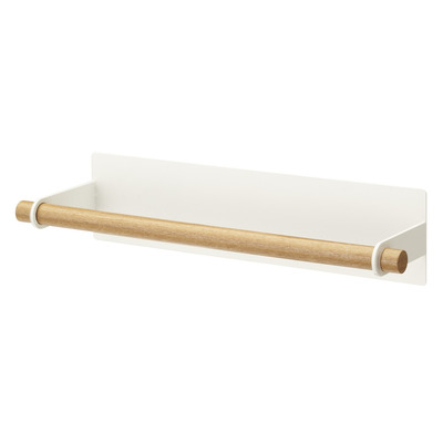 Magnetic Paper Towel Holder Tosca | White