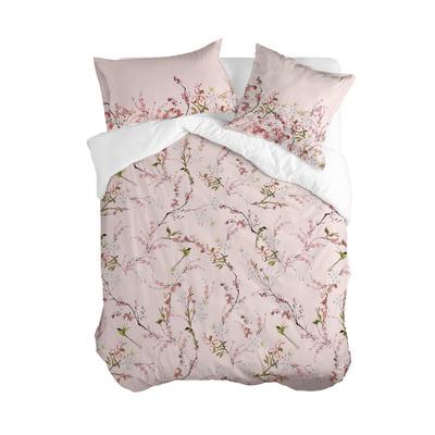 Bettbezug 140 x 200 | Chinoiserie Rosa
