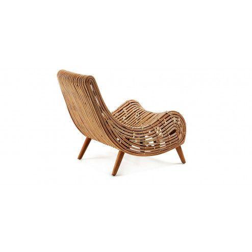 Lounge Chair XL | Rattan