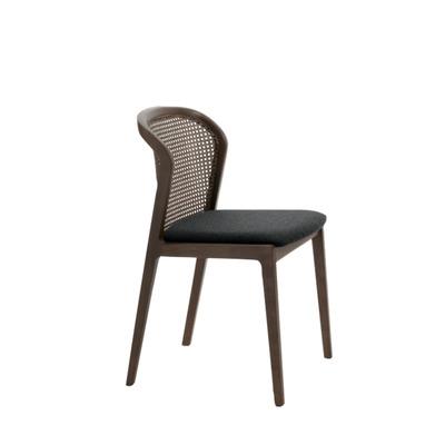 Vienna Chair | Walnut/Black