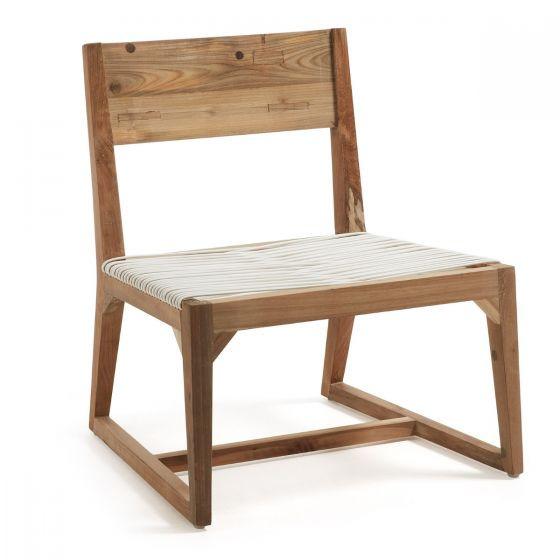 Lounge Chair | Naturholz