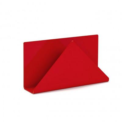 C6 Briefständer | Rot