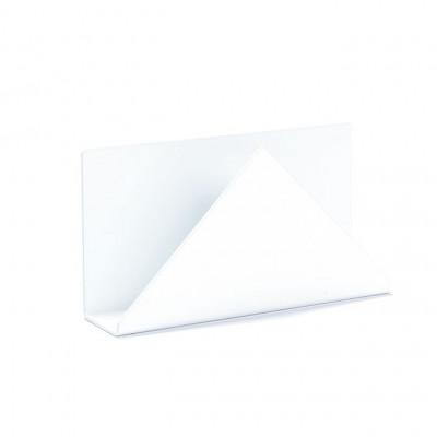 C6 Briefständer | Weiß