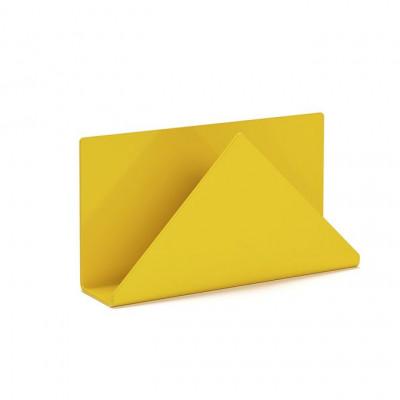C6 Briefständer | Gelb