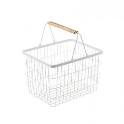 Laundry Basket S Tosca | White