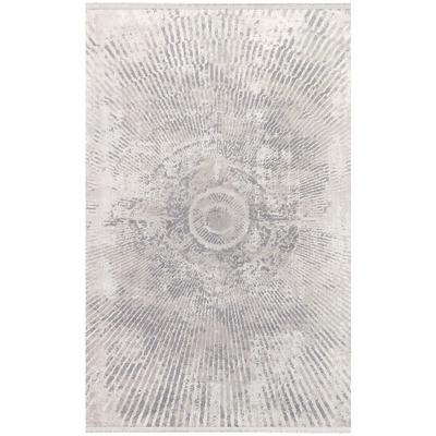 Carpet 2997A I Grey-White 160x230 cm DISCONTINUED