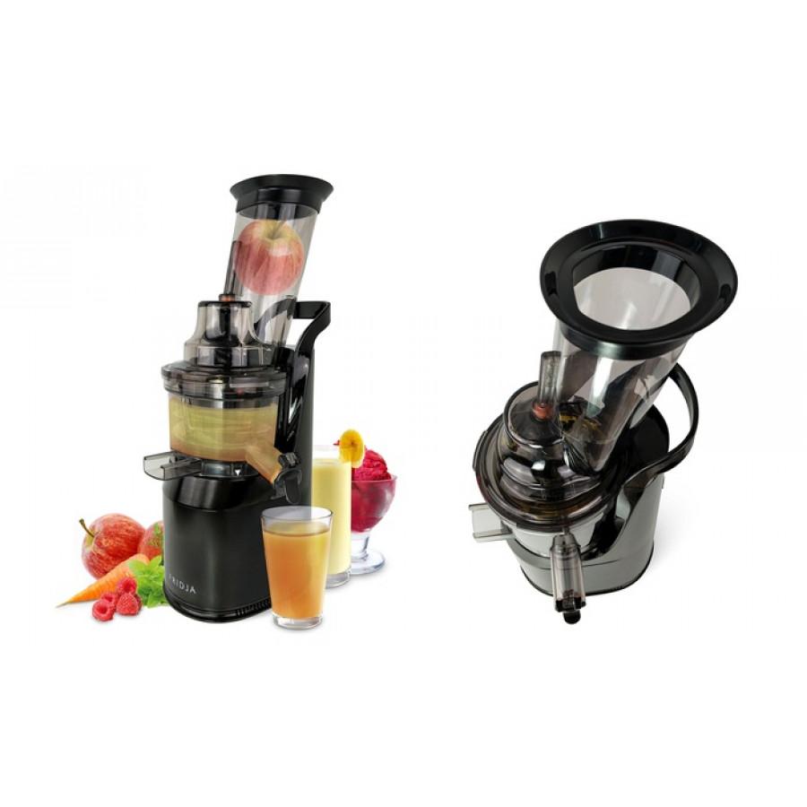 Ganz-Fruchtsaftpresse f1900 | Schwarz