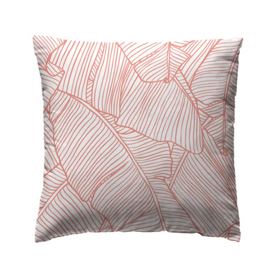 Pillow Cover 65 x 65 | Banama Coral