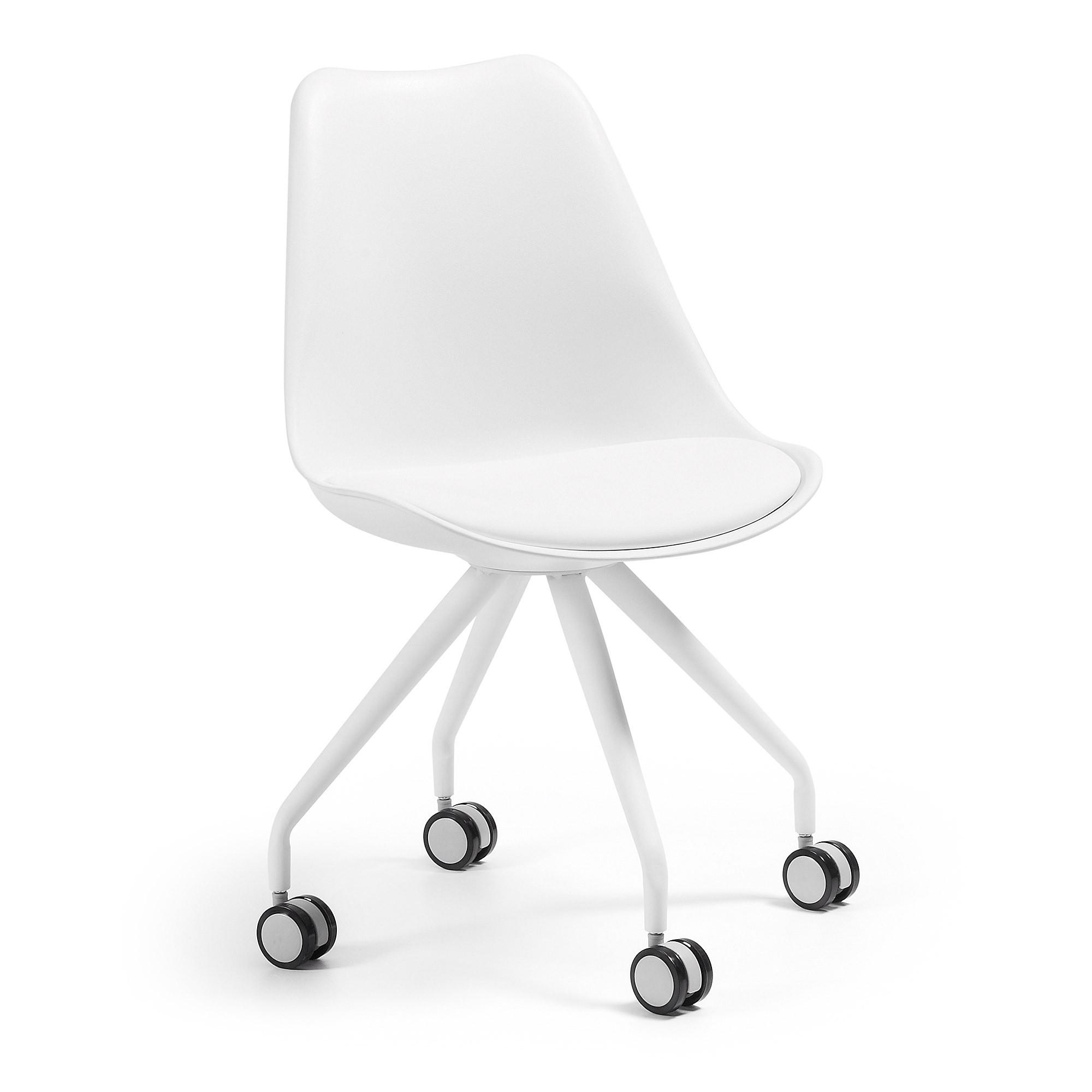 Desk Chair Ralf | White