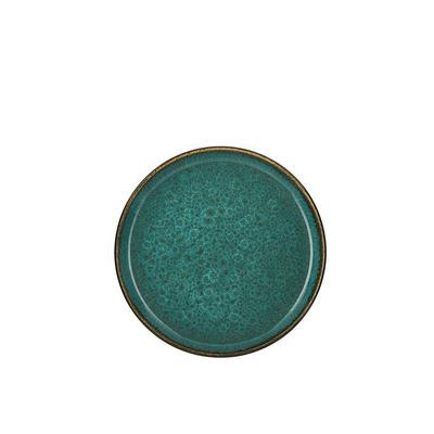 6er-Set Teller Gastro   Grün/Grün 21 cm