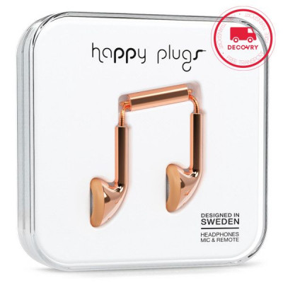 Earbuds Deluxe | Rose Gold