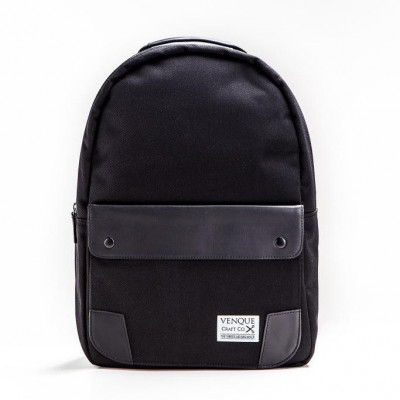 The Classic Backpack | Black