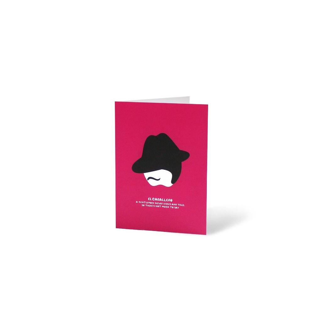 """Set van 2 Mac Book Stickers """"El Caballero"""" & """"The Swinger"""""""