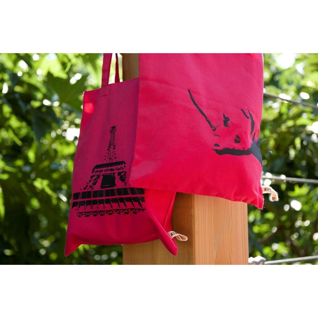 Shopping Bag Rhinp Pink