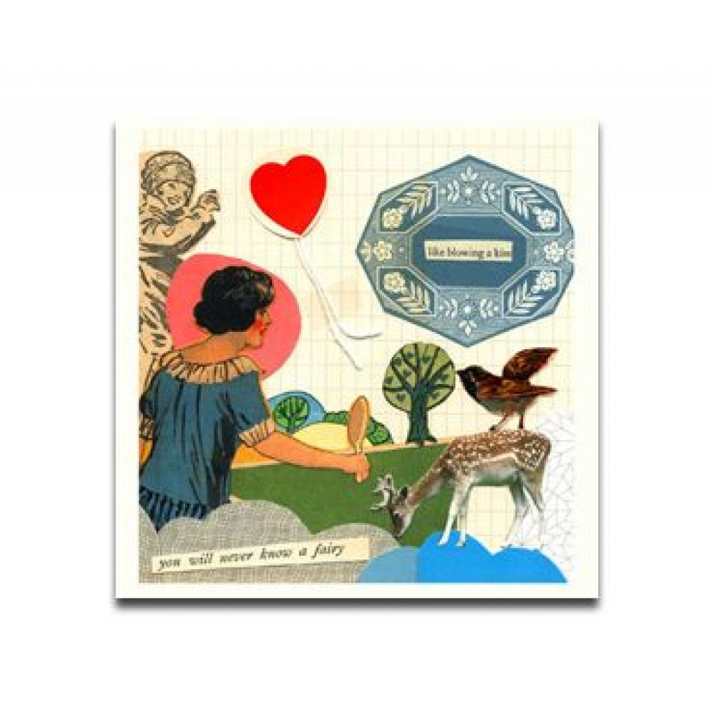 Set of 3 Camping Greeting Cards