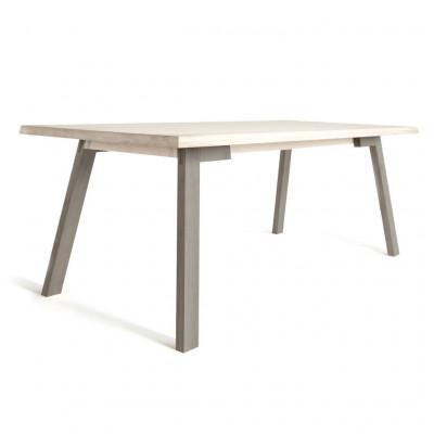 Laufsteg-Tisch Weiß