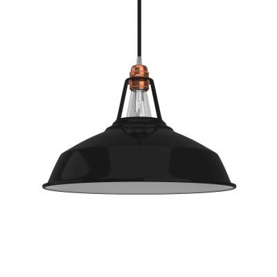 Industrial Bell | Black