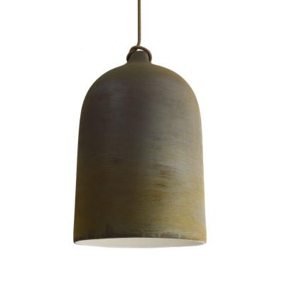 Industrial Ceramic Dome | Rustic