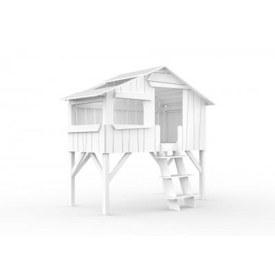 Cabin Bunk Bed Cabanes | Brut & White