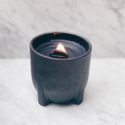 Cab Indoor Candle   Grey