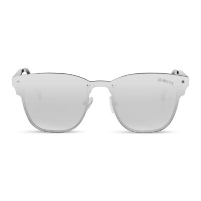 Sonnenbrille Cabana | Platin-Rauch