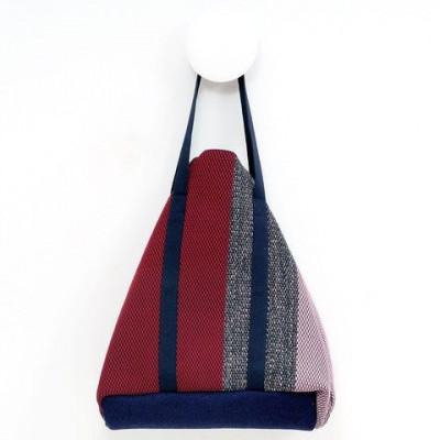 Bag Cabaz | Bordeaux Red - Pink