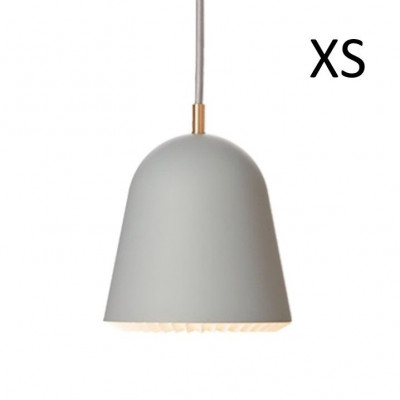 Caché Pendant X-Small | Grey