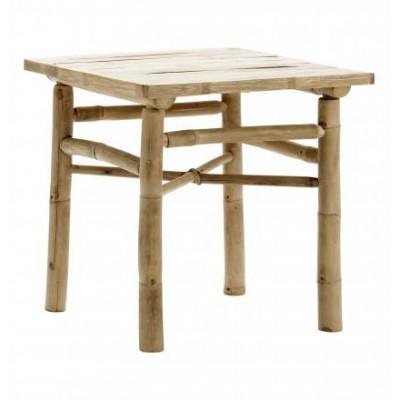 Bambus Lounge Tisch | 45 x 45
