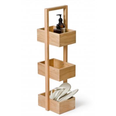 Etagere Mezza | Helles Holz