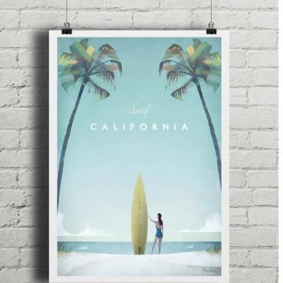 Travel Poster | California