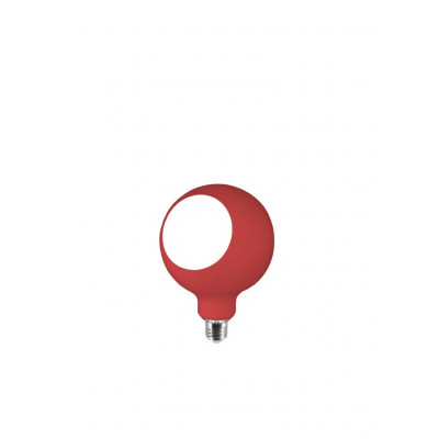 Glühbirne Tattoo Lamp Camo | Rot