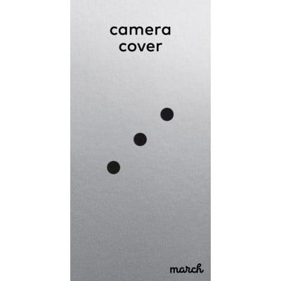 Camera Cover CAMOUT Set of 3   Black