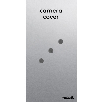 Camera Cover CAMOUT Set of 3   Grey