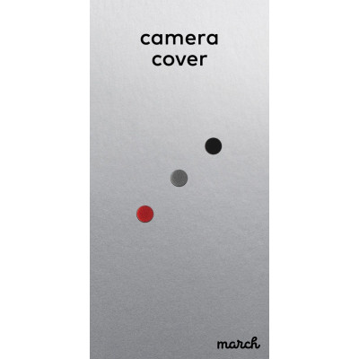 Camera Cover CAMOUT Set of 3   Mix