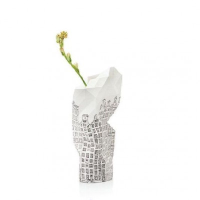 Paper Vase Cover | Canal Houses