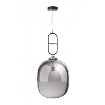 Pendant Lamp Candor | Grey/Black