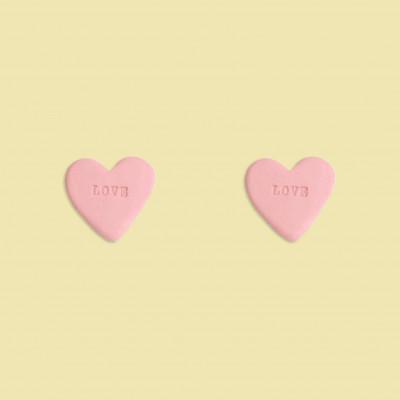 Ohrringe Candy Heart | Liebe