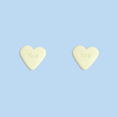 Ohrringe Candy Heart | Fuck
