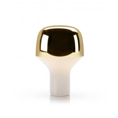CAP Table Light   Brass